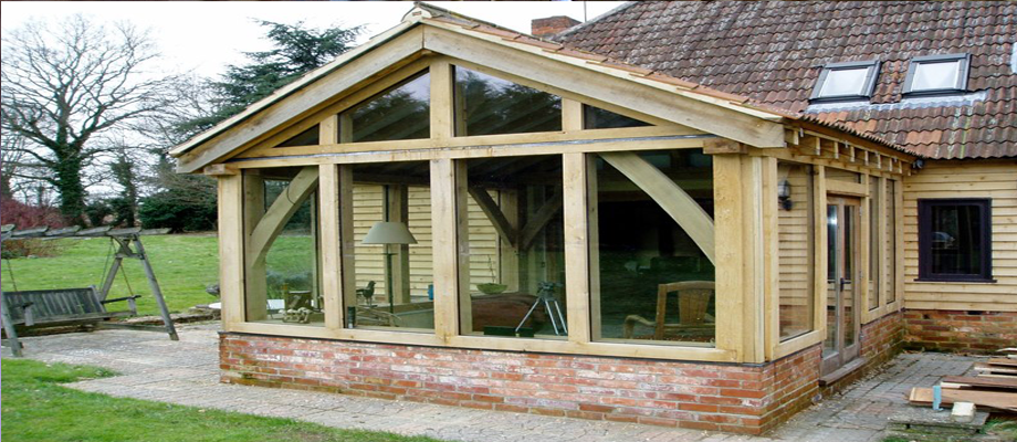 Anderson Oak Designs | Traditional & Contemporary timber frames ...