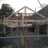 West Wittering School Outdoor Oak Frame Class Room
